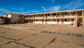Abandoned places amazing in the united states Stock Photography
