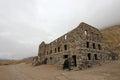 Abandoned Sosneado Hot Springs...