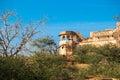 Abandoned Taragarh Fort Royalty Free Stock Photo