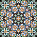 Abbas seamless pattern five Foto de archivo