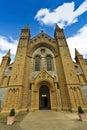Abbey Church of Saint Mary, or Buckfast Abbey Royalty Free Stock Photo