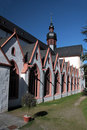 Abbey of Eberbach Stock Photos
