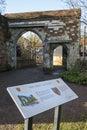 The Abbey Gateway in Waltham Abbey Royalty Free Stock Photo