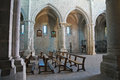 Abbey of San Martino al Cimino. Lazio. Italy. Royalty Free Stock Image