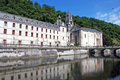 Abbeybrantome france Royaltyfri Bild