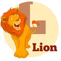 ABC Cartoon Lion