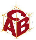 ABC cube (vector) Royalty Free Stock Images