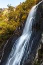 Aber Falls in autumn Royalty Free Stock Photo