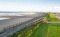 Aberdeen seashore promenade