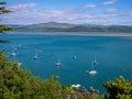 Aberdovey Seaside Holiday Resort, Wales Royalty Free Stock Photo