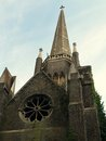 Abney park cemetery chapel stoke newington london victorian built by william hosking Stock Photo