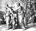 Abraham Sends Ishmael Away