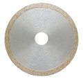 Abrasive disc for metal cutting an isolated Royalty Free Stock Photo