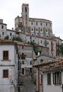 Abruzzo Town Scenics Stock Photos