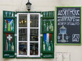 Absinth Shop in Prague Royalty Free Stock Photo