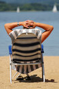 Absolute relax Royalty Free Stock Photo