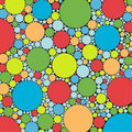 Abstact bright pattern Stock Image