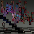 Abstract 3D Room Stock Images