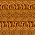 Abstract African background Royalty Free Stock Photos