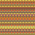 Abstract African Native Seamless Pattern Stock Photos