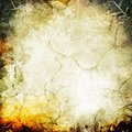 Abstract apocalypse background for your design Royalty Free Stock Photo