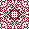 Abstract arabic or persian seamless ornament for background design Royalty Free Stock Photography