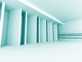 Abstract Architecture Design Empty Interior Background Royalty Free Stock Photo