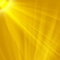 Abstract ardent background yellow Royalty Free Stock Images