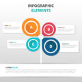 Abstract arrow tree business Infographics elements, presentation template flat design vector illustration for web design set Royalty Free Stock Photo