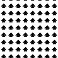 Abstract Arrows Seamless Pattern