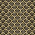 Abstract art deco seamless modern tiles pattern Royalty Free Stock Photo