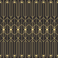 Abstract art deco seamless pattern_1