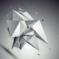 Abstract Asymmetric Vector Bla...