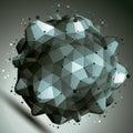 Abstract Asymmetric Vector Mon...