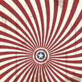 Abstract background with american flag elements. Stock Photography
