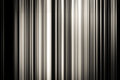 Abstract background of black and white color line