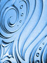 Abstract background blue Στοκ Εικόνες