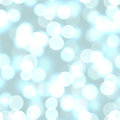 Abstract background with bokeh seamless defocused lights Stock Images
