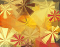 Abstract background bright colorful shape Stock Image