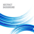 Abstract background bright and light curve blue 005 Royalty Free Stock Photo