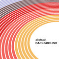 Abstract background with bright rainbow colorful lines.