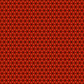 Abstract background with bright repeated circles. Seamless pattern with geometric ornament. Vector illustration Royalty Free Stock Photo