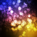 Abstract background bright shine with bokeh Royalty Free Stock Photography