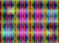 Abstract background with bright squares colorful disco symmetrical and lights Royalty Free Stock Photos