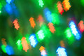 Abstract background with christmas trees Stock Photo