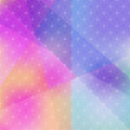Abstract background of color patches with geometric texture. Royalty Free Stock Photo
