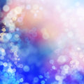 Abstract background colorful bokeh circles Stock Photos