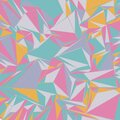 Abstract background with colorful triangles for magazines, booklets or mobile lock screen