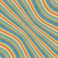 Abstract background curvy multicolored lines Royalty Free Stock Photography