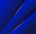Abstract background with dark blue layers and lights effect Royalty Free Stock Photo
